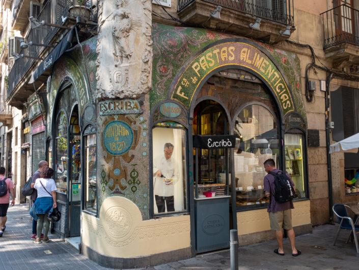 Barcelona Street #2 -  2018
