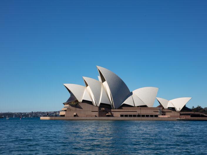 Opera House, Sydney Harbour Bridge & The Rocks in Colour
